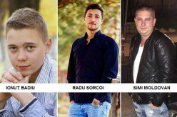 Ionuț Badiu și Radu Sorcoi sunt cei doi tineri trimiși la ceruri, prea devreme, de Simi Moldovan
