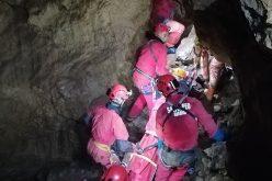 Exercițiu regional de salvare din peșteră, organizat de salvamontiștii clujeni în Munții Bihor-Vlădeasa