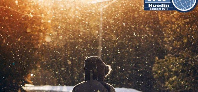 Zilele următoare am putea avea parte de vreme specifică iernii