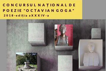Concurs național de poezie dedicat poetului Octavian Goga