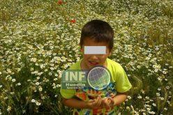 VIDEO – Capul unui copil de 9 ani, zdrobit de o cruce. S-a întâmplat în Gârbău